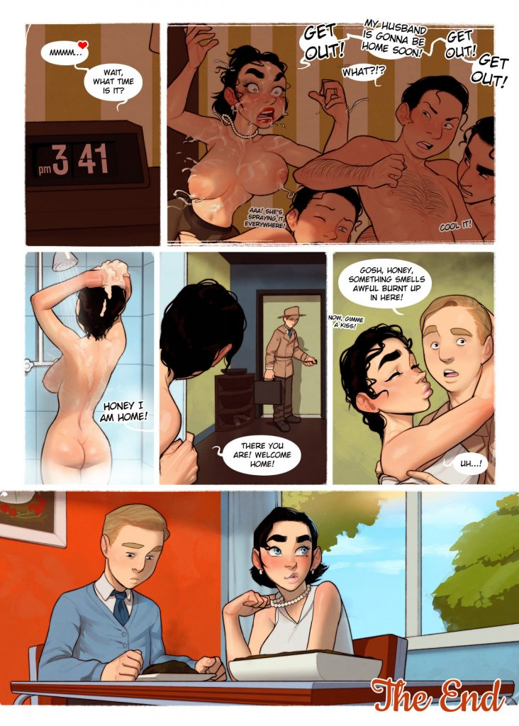 Porno Art  new comics stories every day