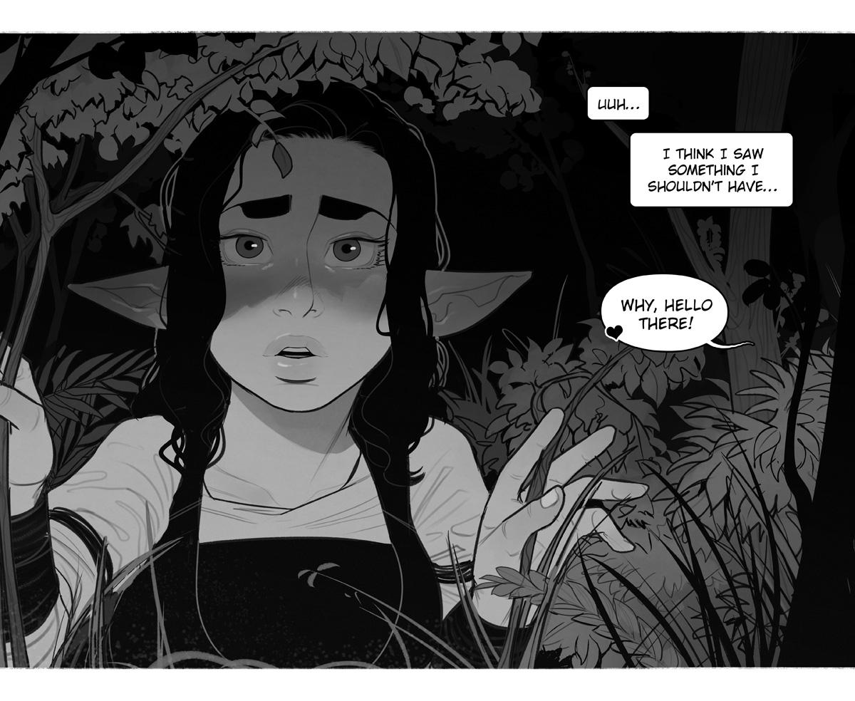 Alfie chapter 1v2 page 1