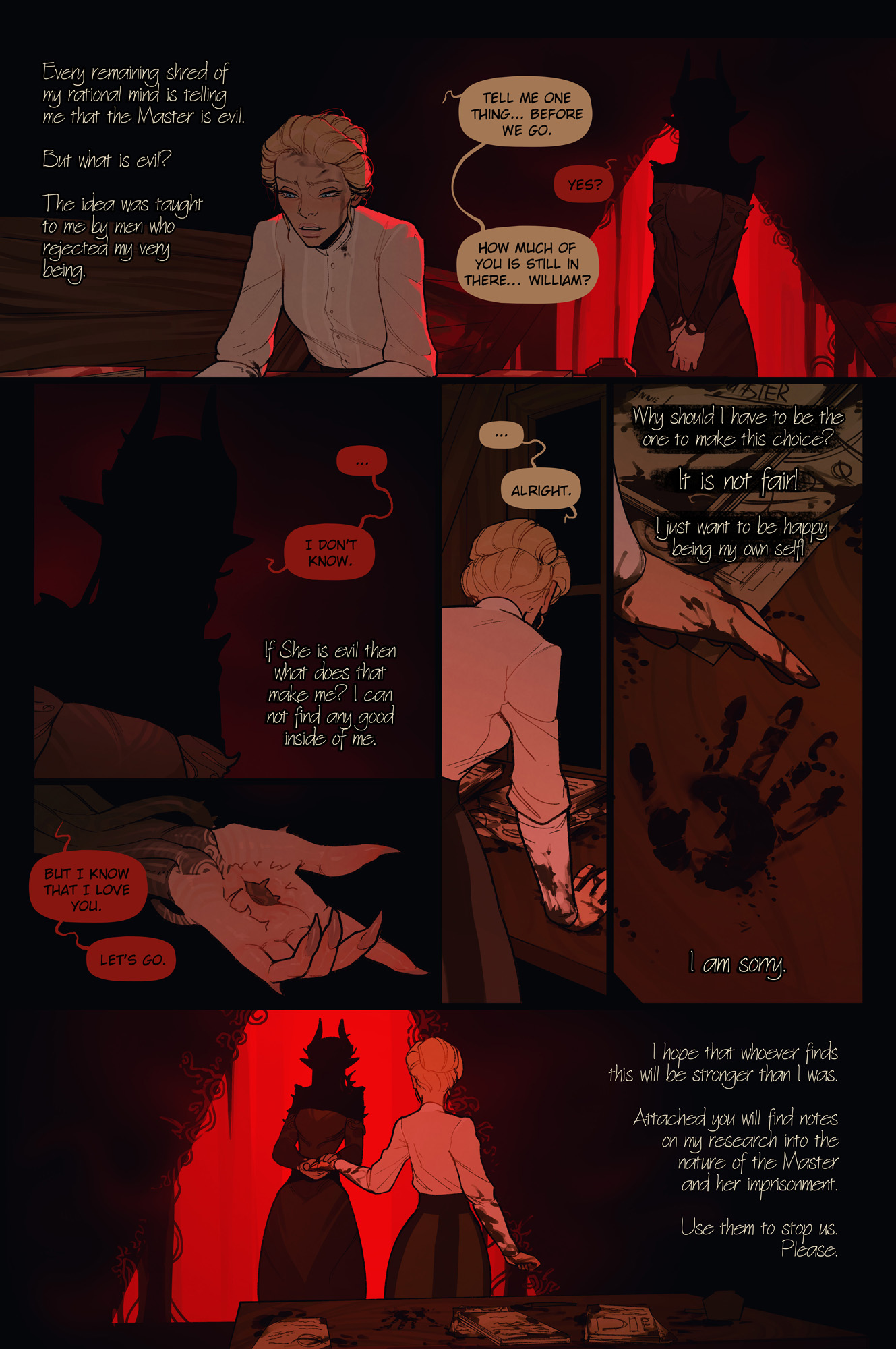 The Invitation ch 2 p 33