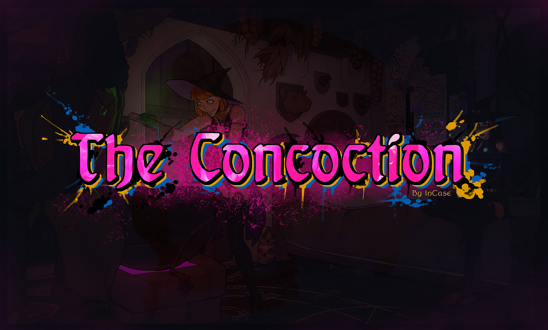 The Concoction title page